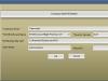 Data file configuration